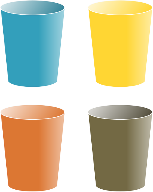 Tumbler Cup Clipart.