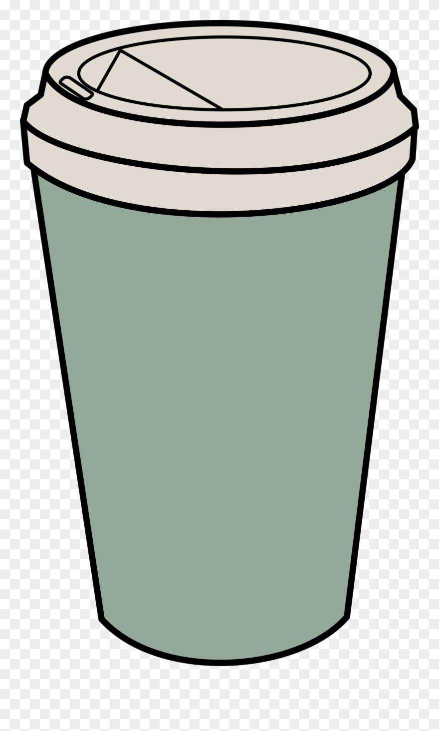 Clipart Cup Tumbler.