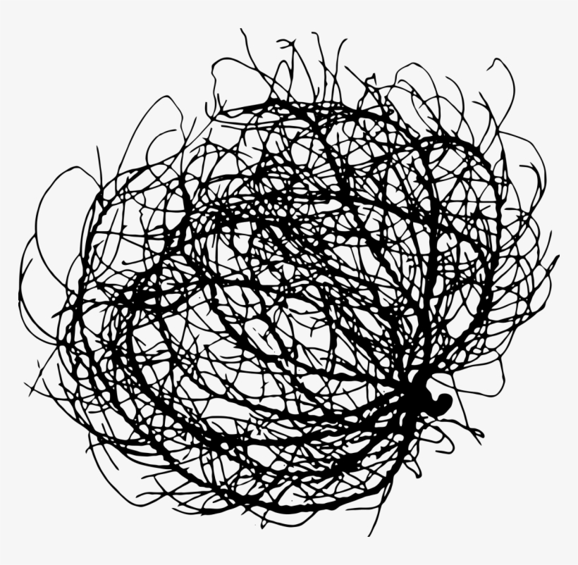 Tumbleweed Drawing Clip Art.