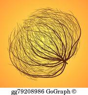 Tumbleweed Clip Art.