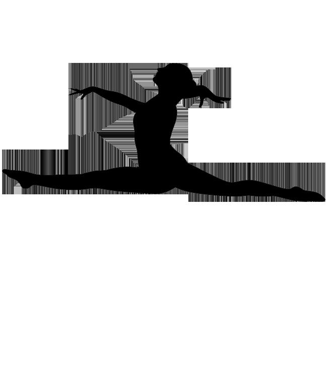 Artistic gymnastics Silhouette Dance Sport.