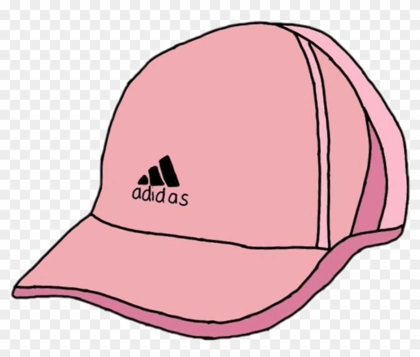 Adidas Logo Transparent Tumblr Pink Cartoon Adidas.