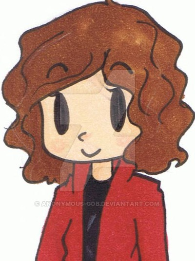 Rebecca: tumblr icon by Anonymous.
