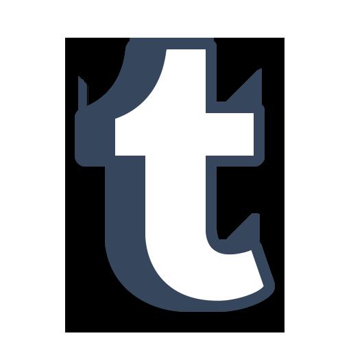 Showing post & media for Tumblr app symbol.
