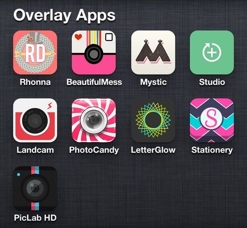 Tumblr Clipart Apps.