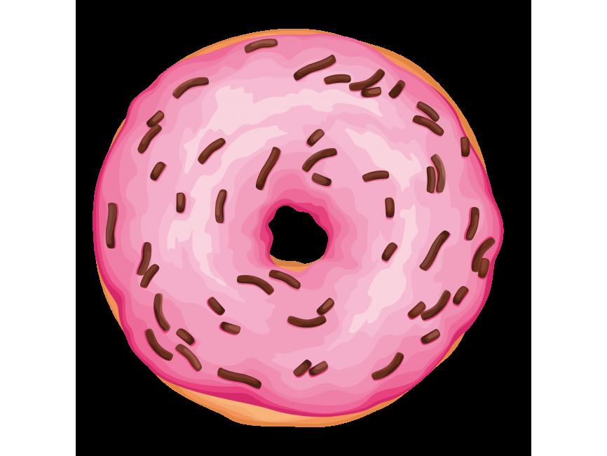 Donuts PopSockets Bakery Clip art Sprinkles.