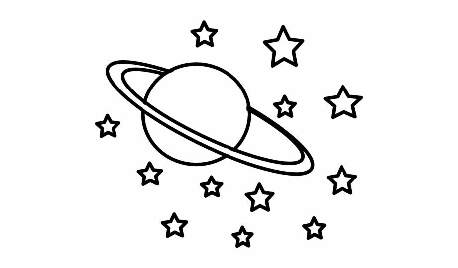 freetoedit#galaxy #estrellas #planeta #tumblr #sticker.