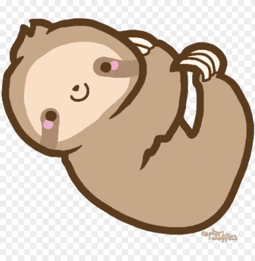 transparent tumblr sloth.