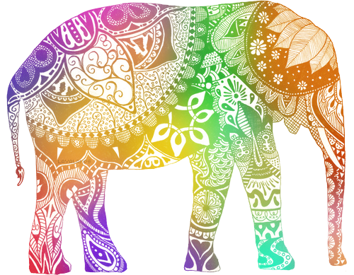 Elephant Clipart Tumblr.