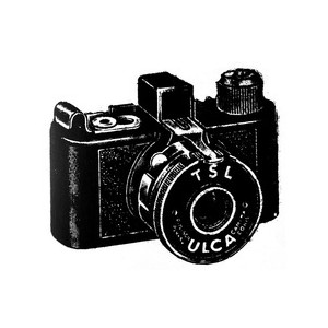 Vintage Photography Clipart.