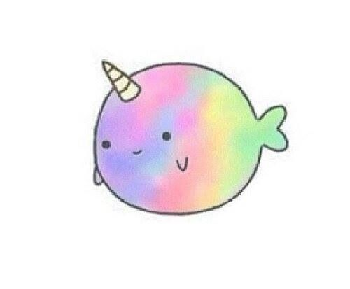 Cute unicorn clipart tumblr.
