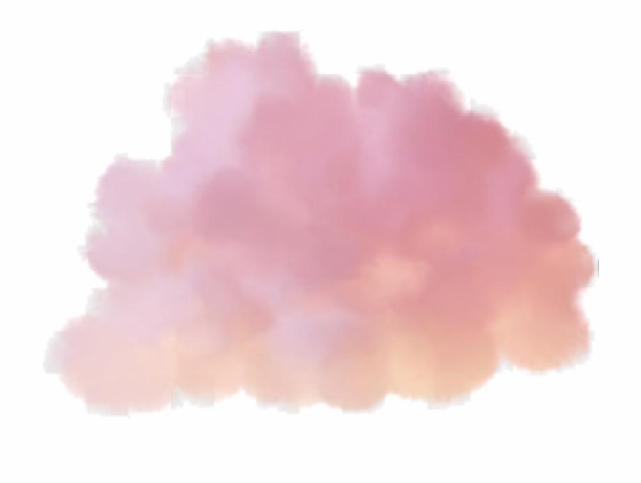 pink #pastelpink #pinkcloud #tumblr #cloud #aesthetic.