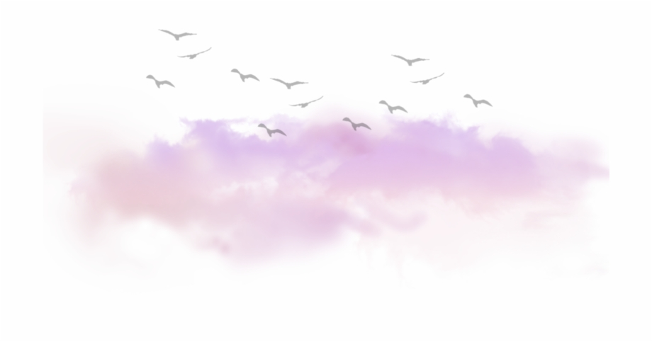 Transparent Purple Cloud Png.