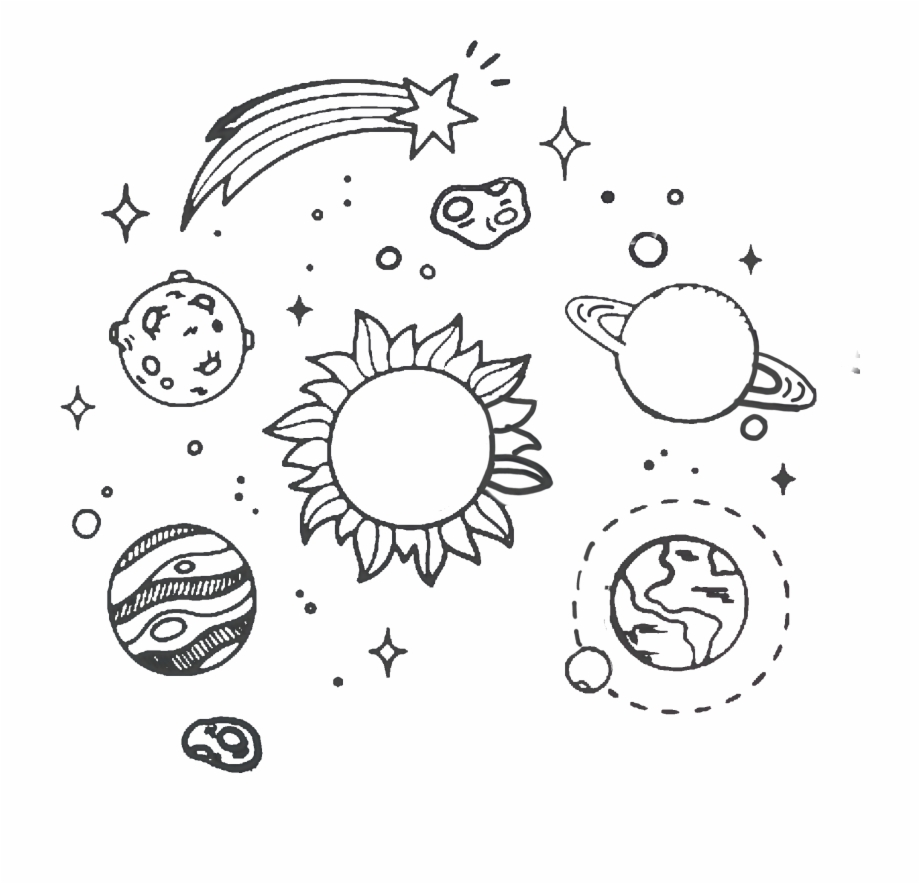 Tumblr Space Transparent Clipart Free Download Ya Webdesign.