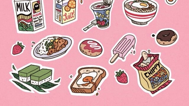 Food Clipart Tumblr.