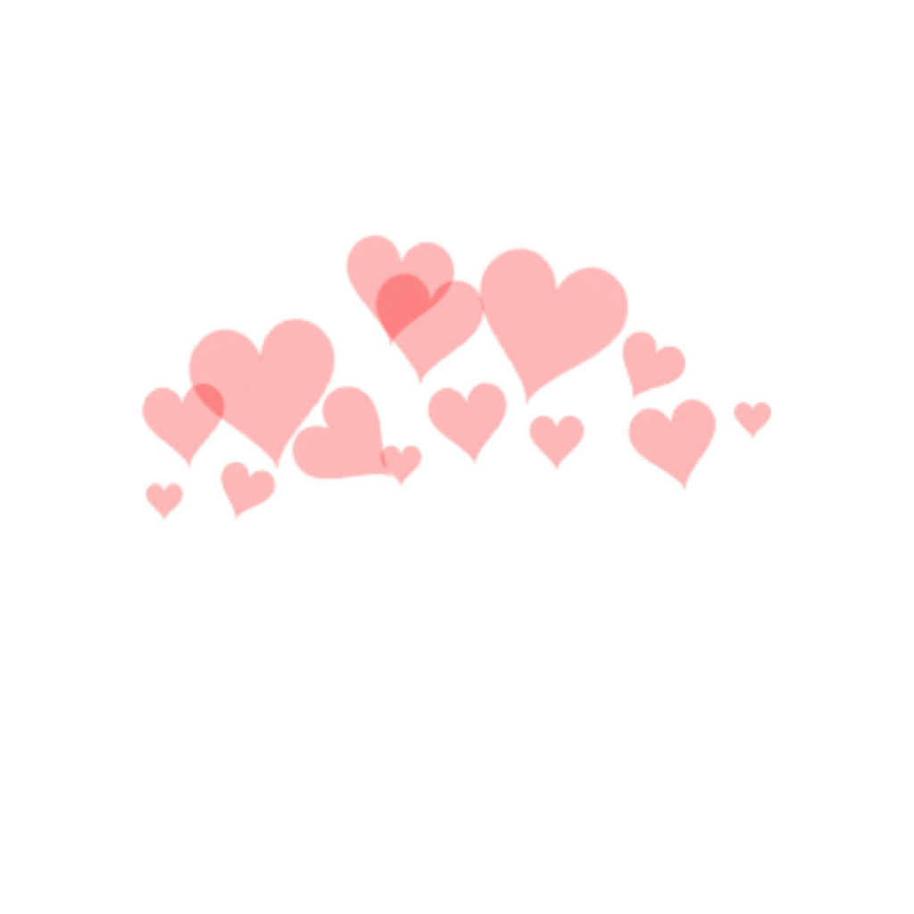 red hearts heart png pngtumblr tumblr art FreeToEdit.