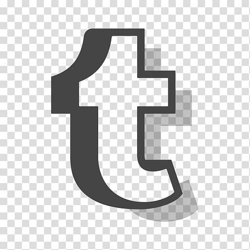 Computer Icons Logo, Tumblr logo transparent background PNG.