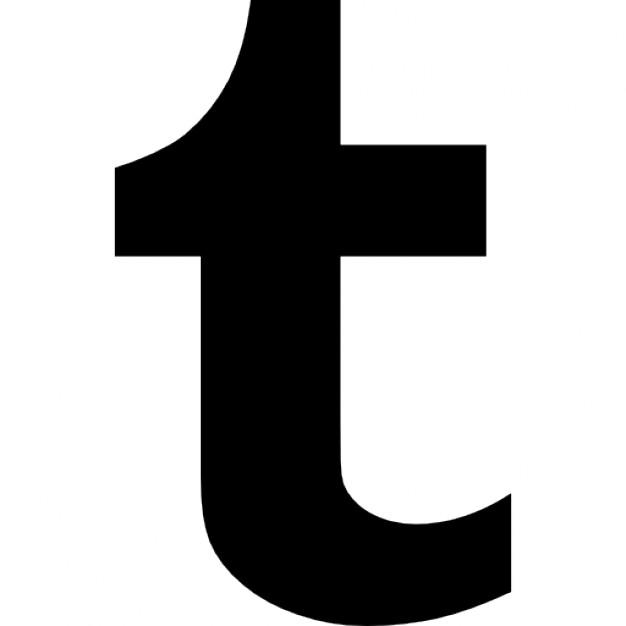 Tumblr Logo Clipart.