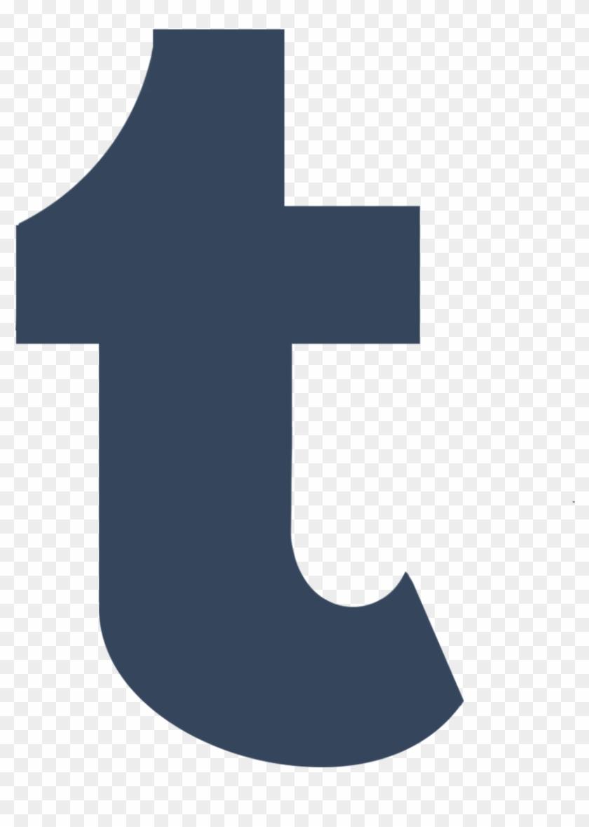Tumblr Logo Png Transparent Background.