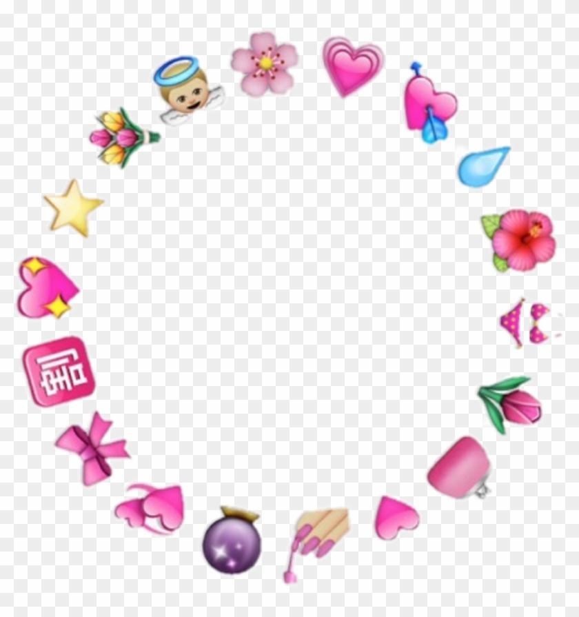Aesthetic Overlays Tumblr Emoji Edit Overlay Transparent.