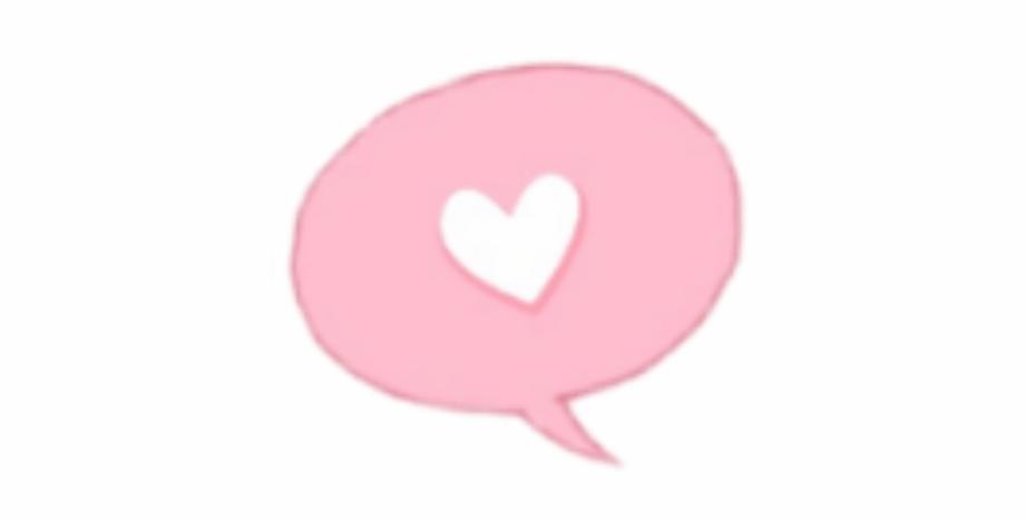 pink #tumblr #aesthetic #love #hear #white #sticker.