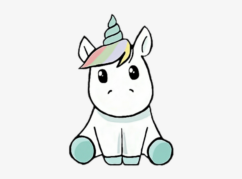 Unicorn Unicorns Tumblr Sticker Colorful Png Tumblr.