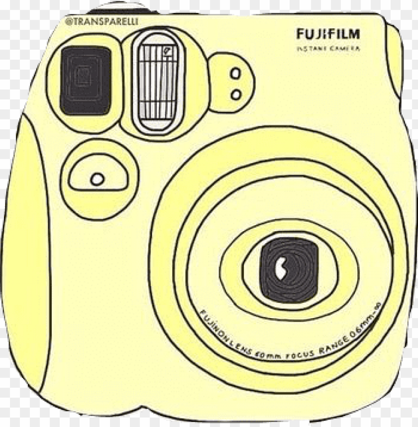 digital camera clipart polaroid camera.