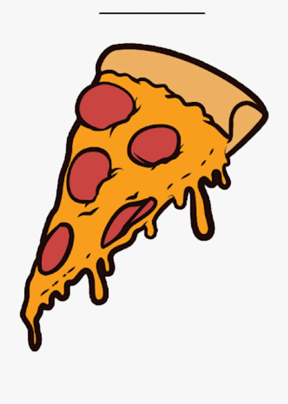 pizza #tumblr #stickers.