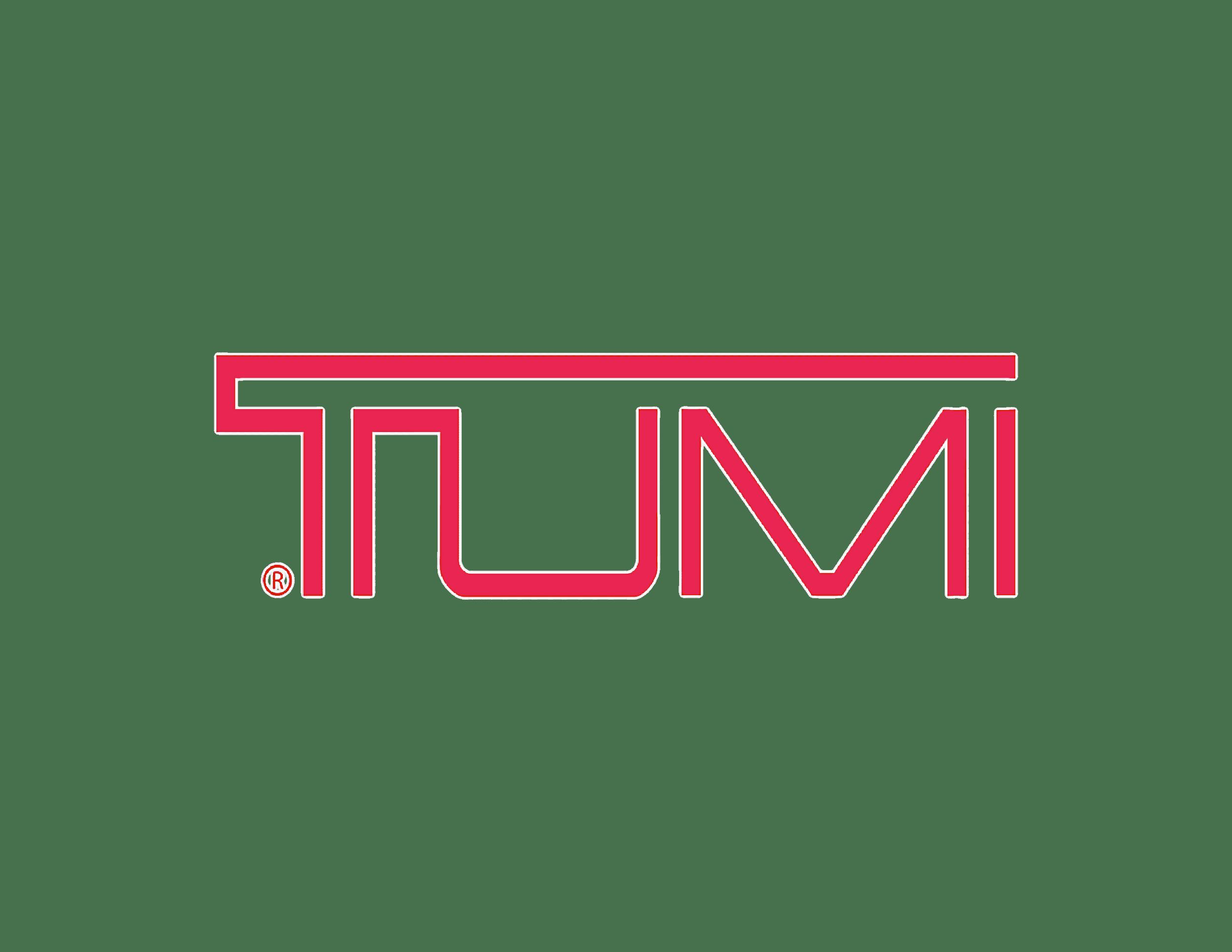 Tumi Logo transparent PNG.