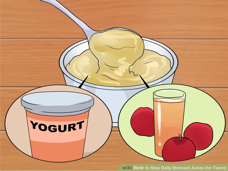 4 Ways to Stop Daily Stomach Aches (for Teens).