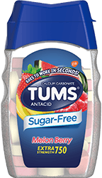 TUMS® Regular Strength.