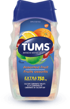 Extra Strength Assorted Fruit 100ct Bottle.