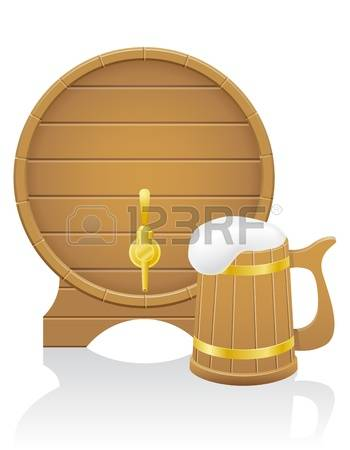 393 Tun Barrel Stock Vector Illustration And Royalty Free Tun.