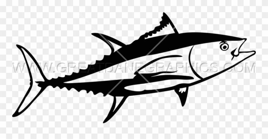 Svg Freeuse Download Clipart Fish Black And White.