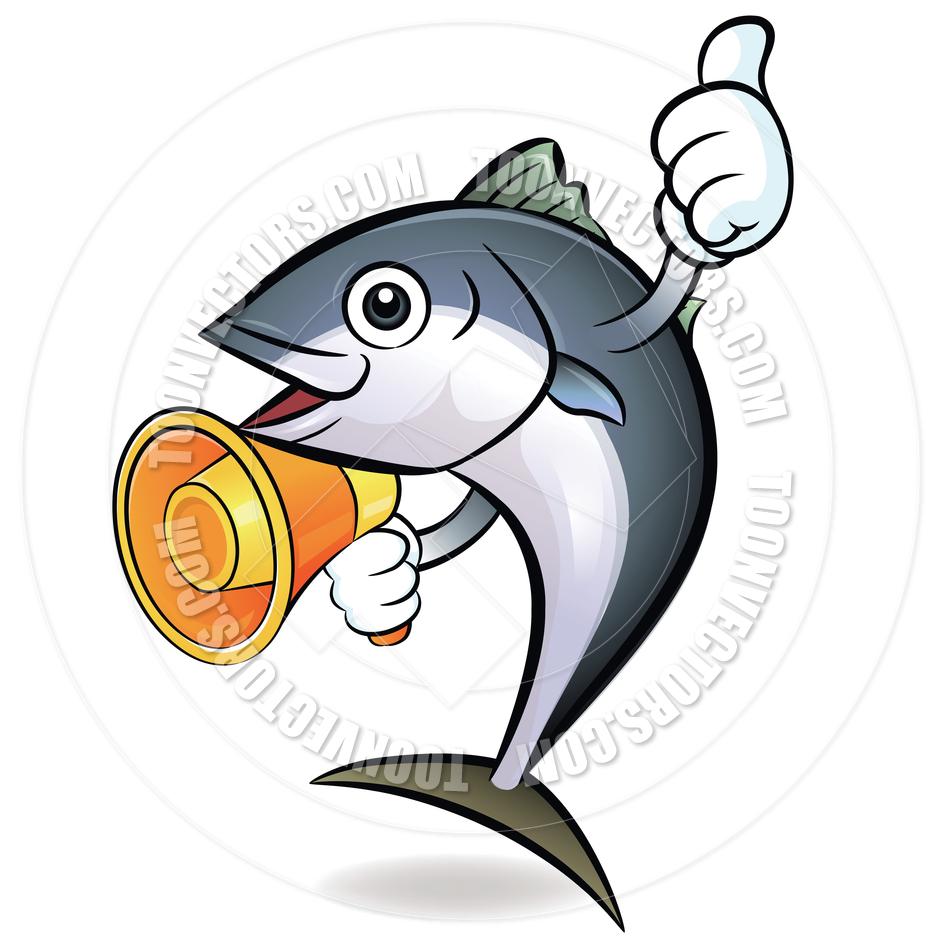 Showing post & media for Cartoon tuna clip art.