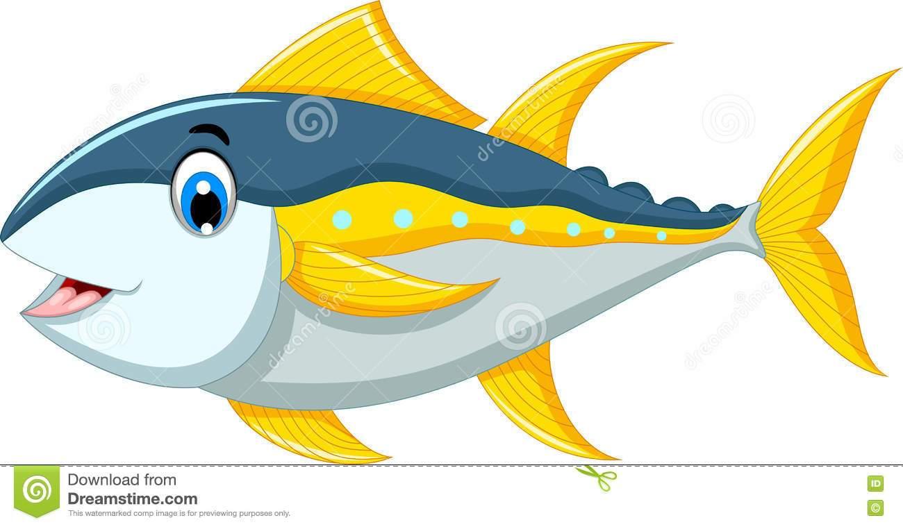 Tuna fish clipart 8 » Clipart Portal.