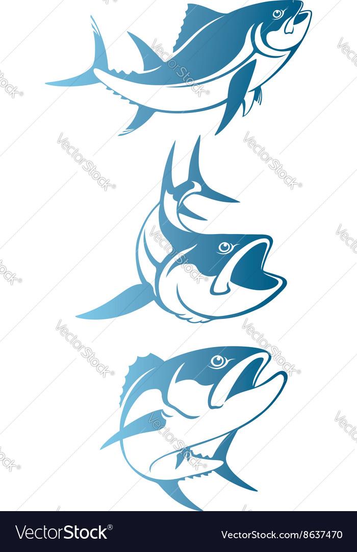 Tuna logo.