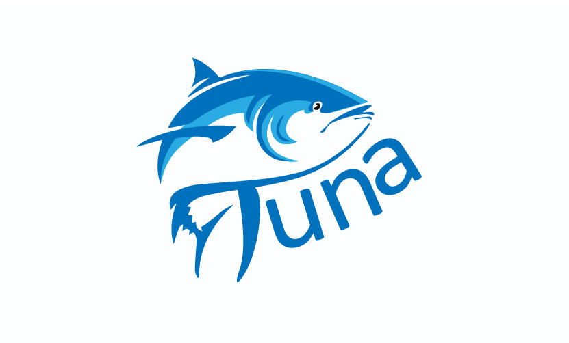 Entry #42 by makq71 for Tuna Logo Design.
