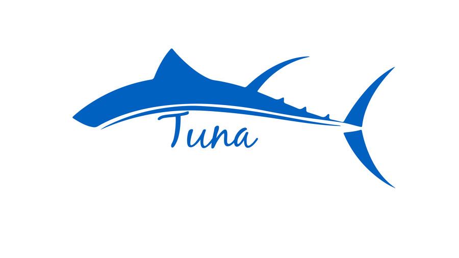 Entry #48 by marufxlr for Tuna Logo Design.