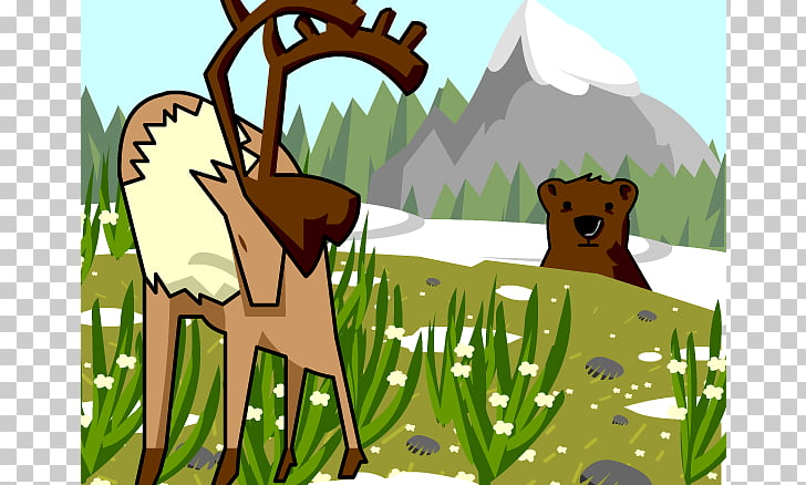Scandinavian and Russian taiga Biome Tundra , Land Biome s.