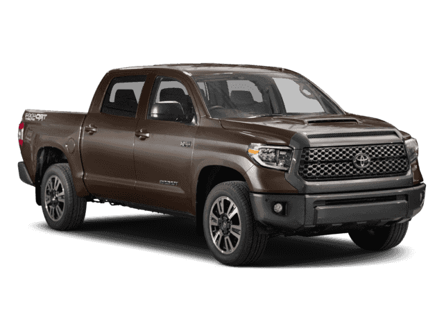 New 2018 Toyota Tundra Limited With Navigation & 4WD.