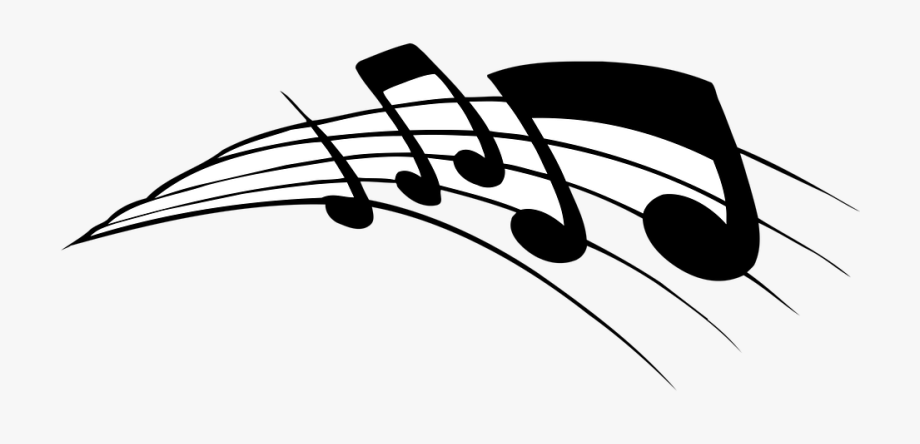 Musical Notes Clipart Tune.
