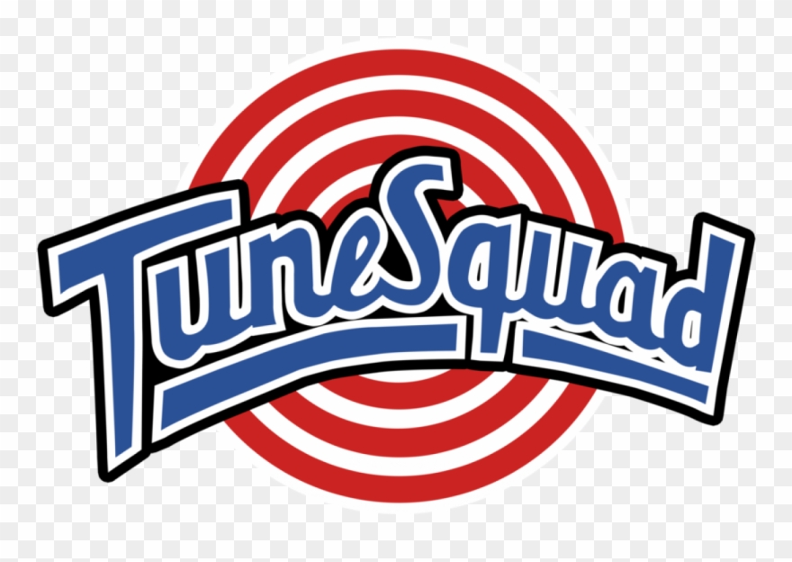 Tune Squad Logo Png Clipart (#1062432).