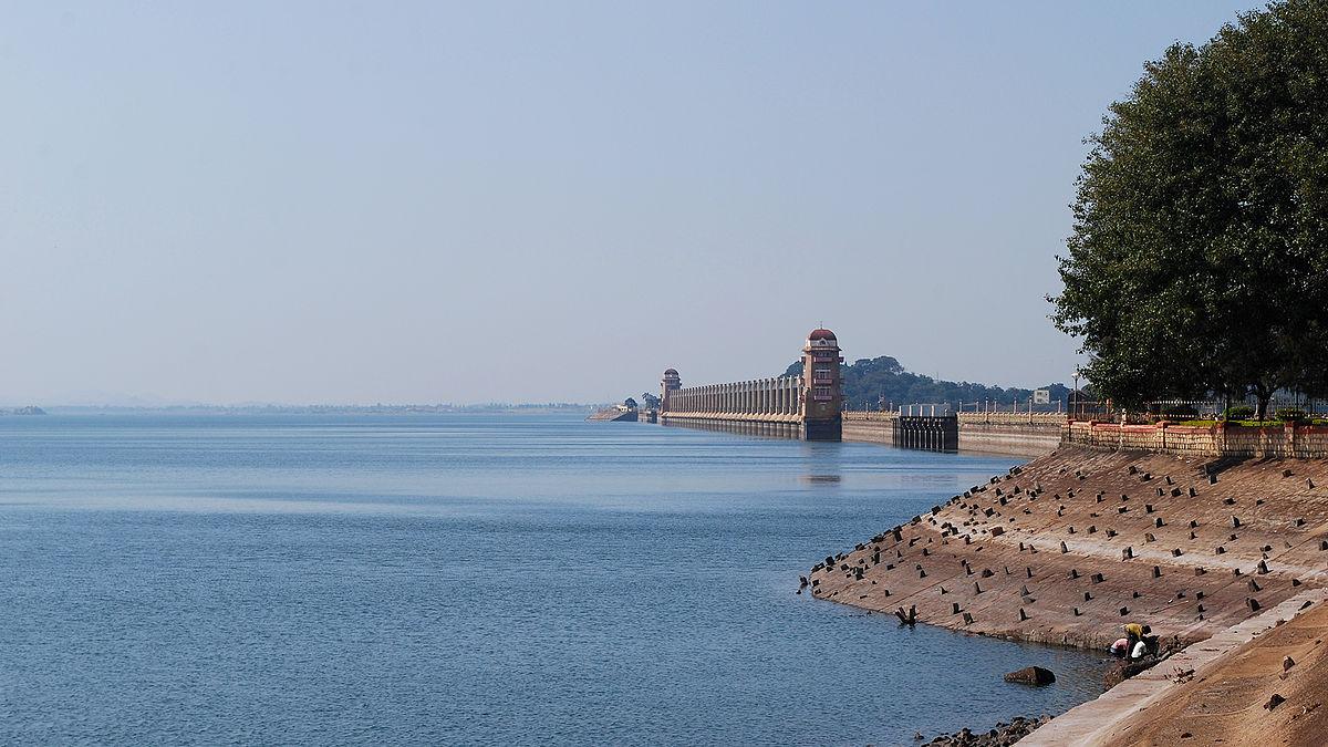 Tungabhadra Dam.