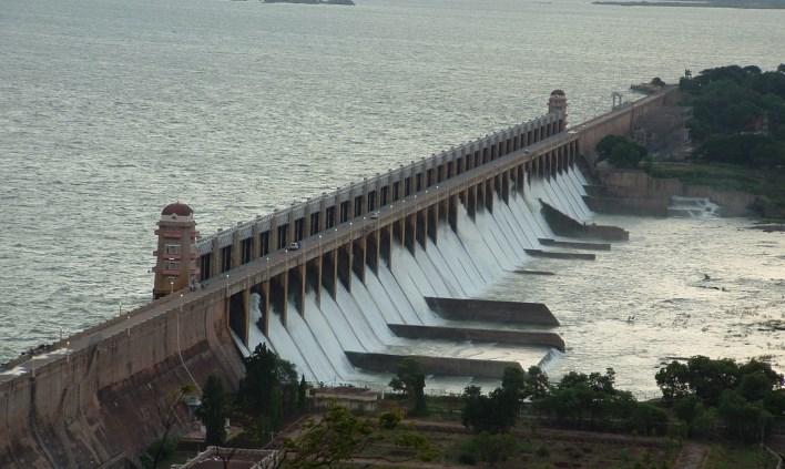 Tungabhadra Dam, Hospet.