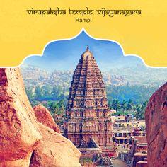 Pattabhirama Temple Location: Hampi, Karnataka How to Reach: Hampi.