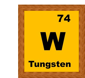 Chemical Elements : tungsten.