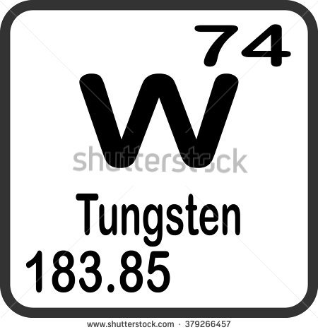 Tungsten Stock Photos, Royalty.