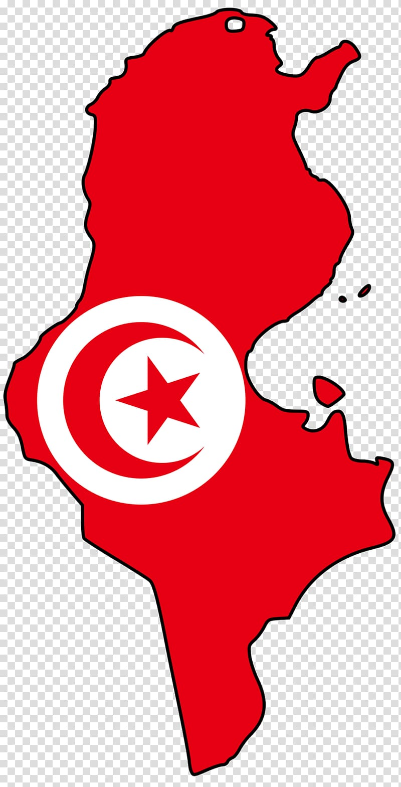 Flag of Tunisia Map National flag, Flag transparent.