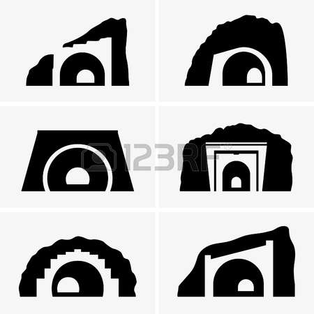 15,172 Tunnel Stock Vector Illustration And Royalty Free Tunnel.
